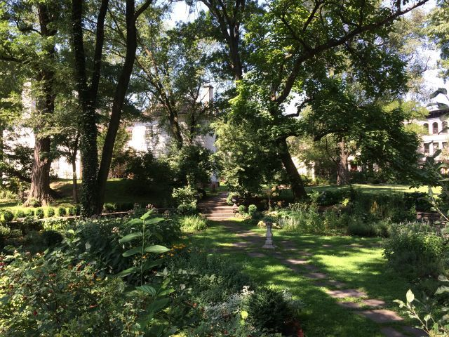 Roger Morris Park Garden
